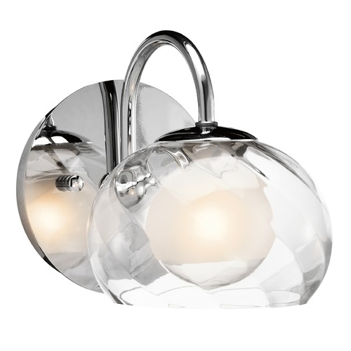 Elan Lighting Elan Lighting Niu Chrome Sconce 83075