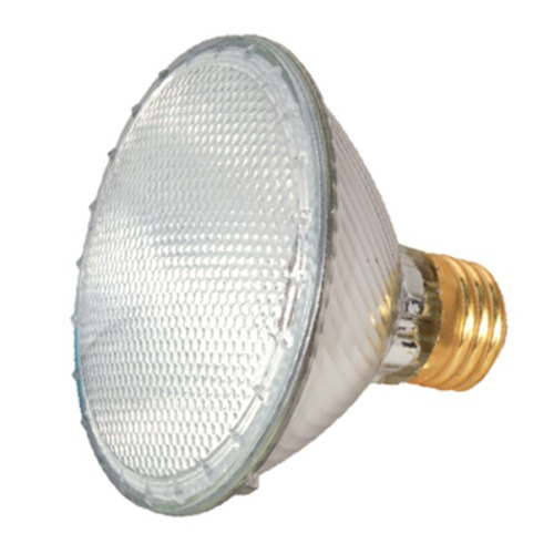 Satco Lighting Halogen PAR30 Light Bulb Medium Base Narrow Spot 9 Degree Beam Spread 2900K 120V Dimmable S2233