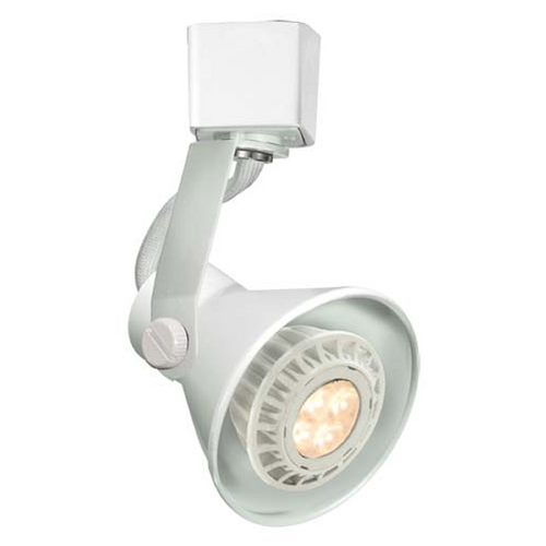 WAC Lighting Wac Lighting White LED Track Light Head LTK-103LED-WT