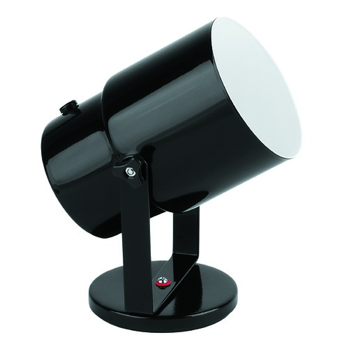 Lite Source Lighting Black Adjustable Up Light Lamp LS-113BLK