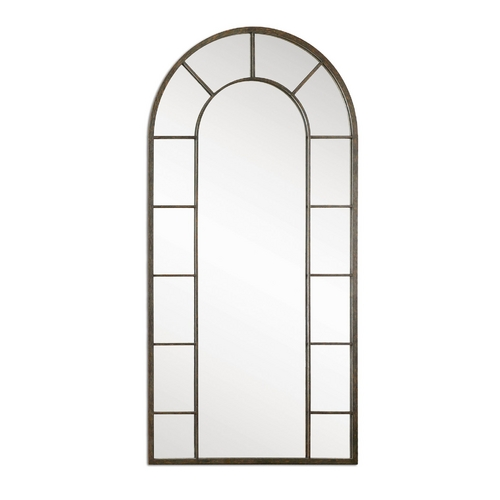 Uttermost Lighting Arched 39.38-Inch Mirror 10505
