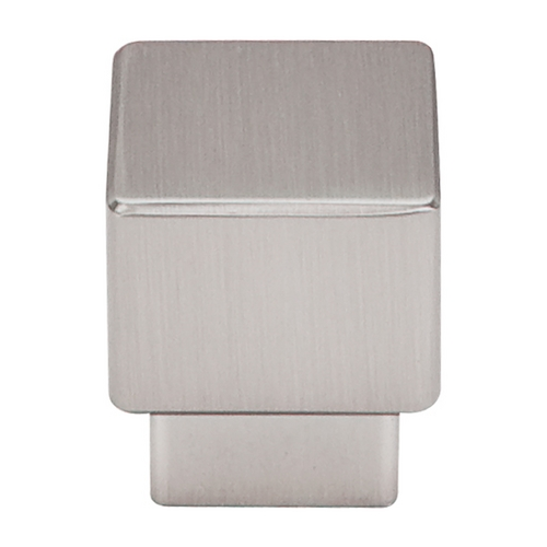 Top Knobs Hardware Modern Cabinet Knob in Brushed Satin Nickel Finish TK32BSN
