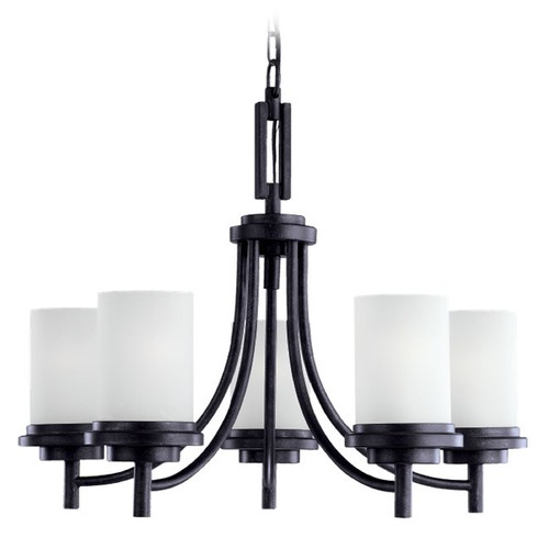 Sea Gull Lighting Sea Gull Lighting Winnetka Blacksmith Chandelier 31661BLE-839