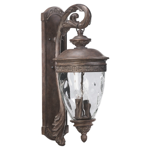 Quorum Lighting Quorum Lighting Georgia Etruscan Sienna Outdoor Wall Light 7400-4-43