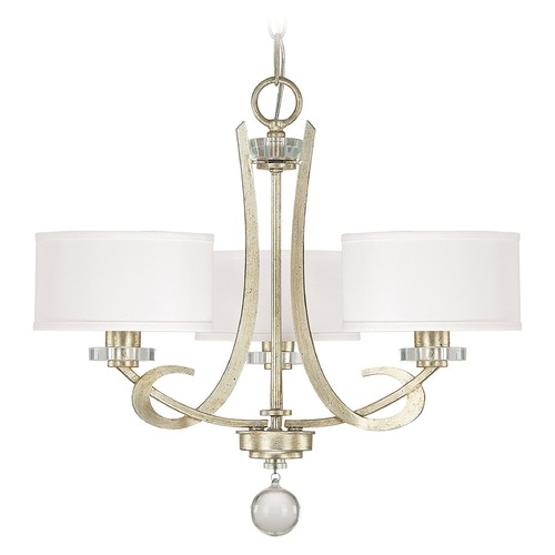 Capital Lighting Capital Lighting Hutton Winter Gold Mini-Chandelier 4263WG-552