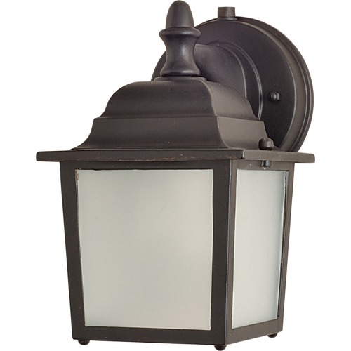 Maxim Lighting Maxim Lighting Side Door LED Empire Bronze LED Outdoor Wall Light 56924EB