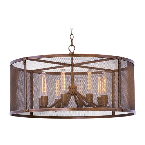 Kalco Lighting Kalco Chelsea Copper Patina Pendant Light 502151CP