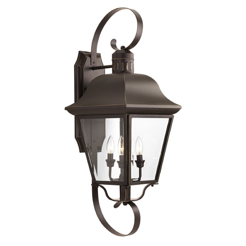 Progress Lighting Progress Lighting Andover Antique Bronze Outdoor Wall Light P5627-20