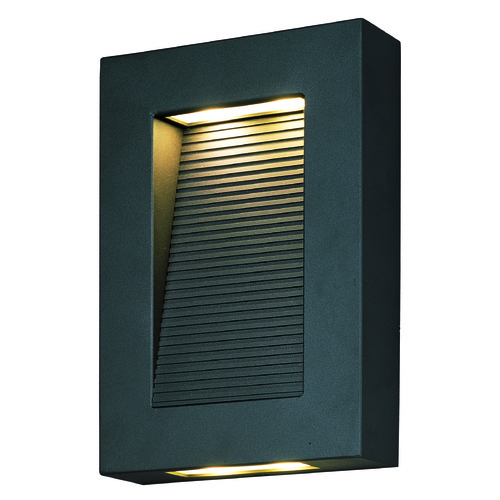 Maxim Lighting Maxim Avenue Architectural Bronze LED Outdoor Wall Light 54350ABZ