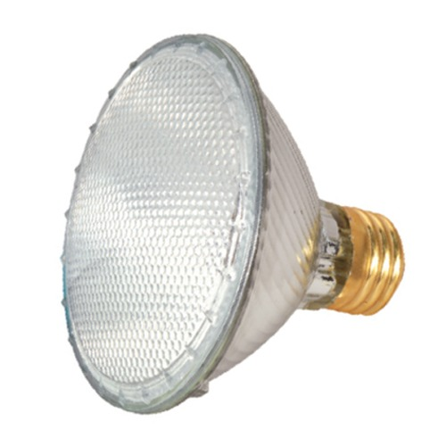 Satco Lighting Halogen PAR30 Light Bulb Medium Base 3000K Dimmable S2235