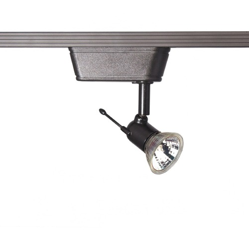 WAC Lighting Wac Lighting Black Track Light Head JHT-816-BK