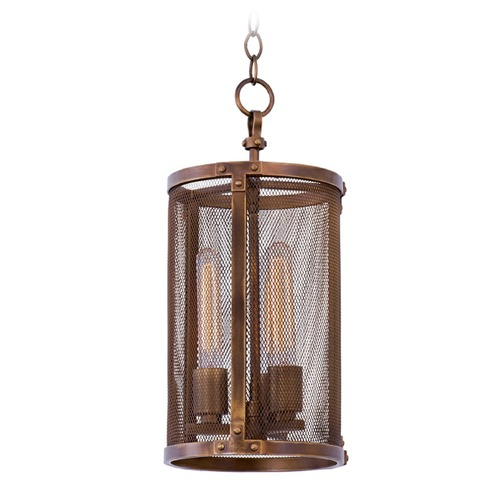 Kalco Lighting Kalco Chelsea Copper Patina Mini-Pendant Light 502152CP