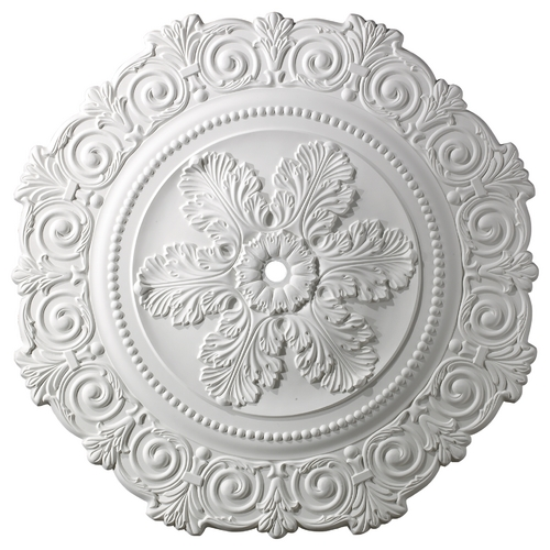 Elk Lighting Medallion in White Finish M1011WH