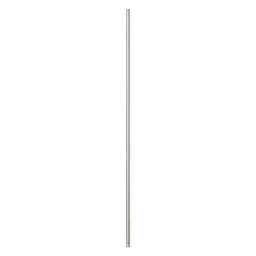 WAC Lighting Wac Lighting Brushed Nickel Rail, Cable, Track Accessory LM-R48-BN