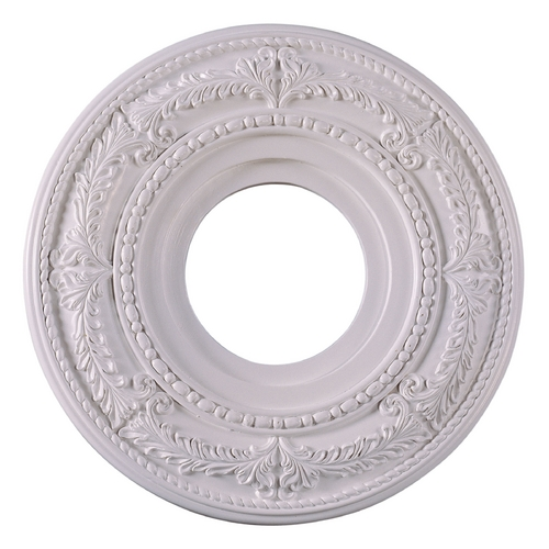 Livex Lighting Livex Lighting White Ceiling Medallion 8204-03