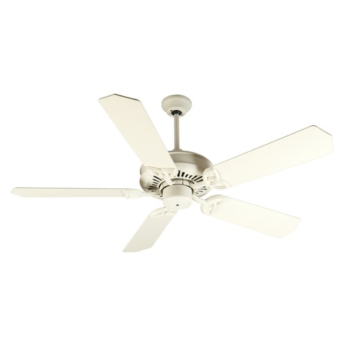 Craftmade Lighting Craftmade Lighting American Tradition Antique White Ceiling Fan Without Light K10015