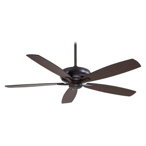 Minka Aire Ceiling Fan Without Light in Kocoa Finish F689-KA