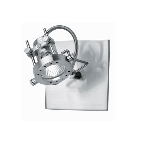 Lite Source Lighting Lite Source Lighting Polished Steel Directional Spot Light LS-13371PS