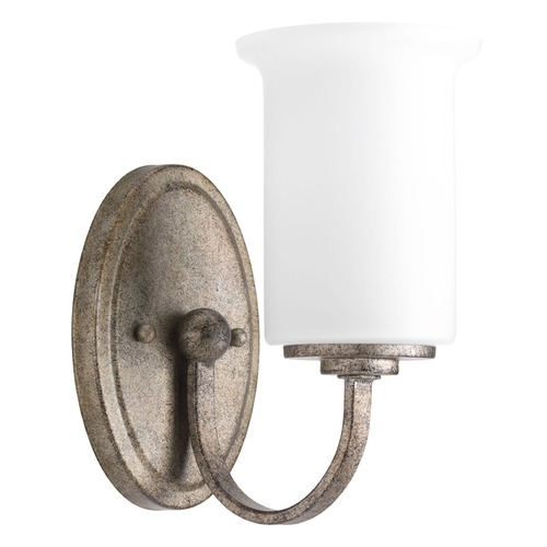 Progress Lighting Progress Lighting Stroll Pebbles Sconce P2132-144