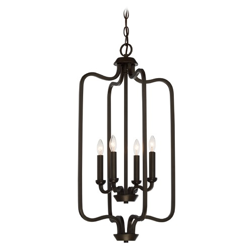 Nuvo Lighting Nuvo Lighting Willow Aged Bronze Pendant Light 60/5900