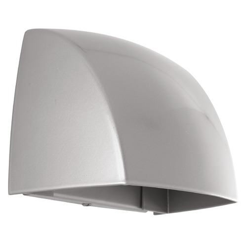 Progress Lighting Progress Lighting Cornice Metallic Gray LED Outdoor Wall Light P5634-8230K9