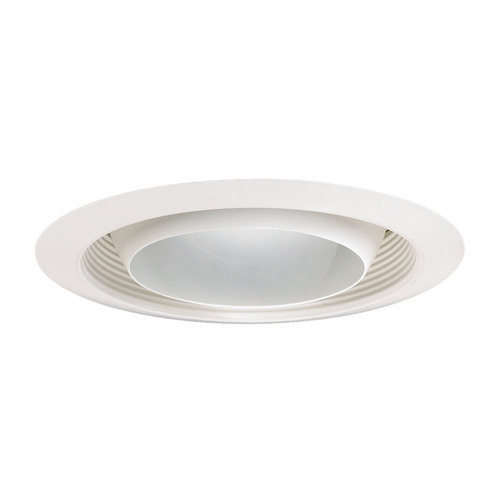 Sea Gull Lighting Recessed Trim in White Finish 11037AT-15