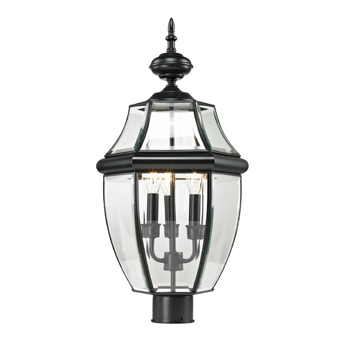 Thomas Lighting Thomas Lighting Ashford Black Post Light 8603EP/60