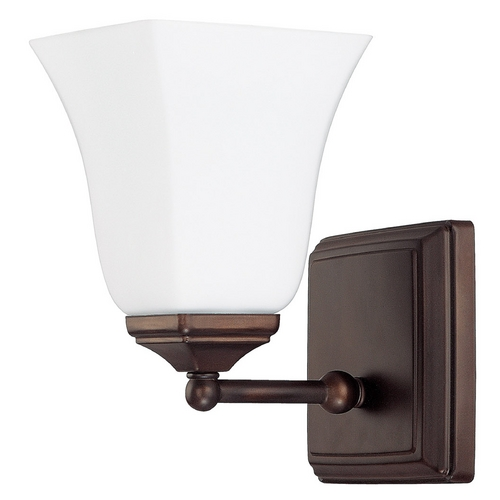 Capital Lighting Capital Lighting Burnished Bronze Sconce 8451BB-119