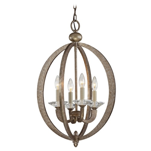 Savoy House Savoy House Gold Dust Pendant Light 3-1552-4-122