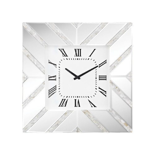 Sterling Lighting Sterling La Jolla Wall Clock 5173-035