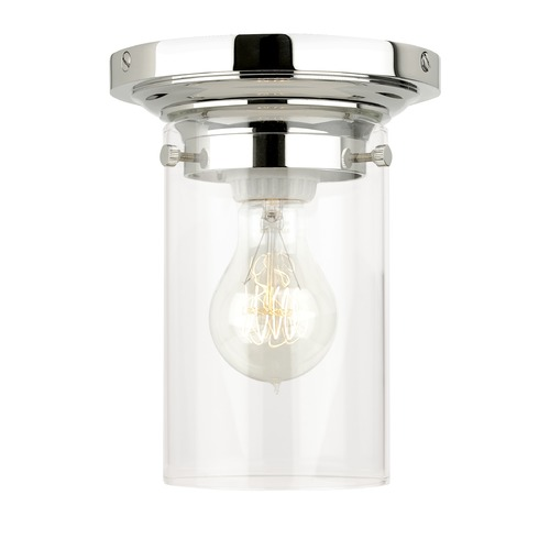 Tech Lighting Mid-Century Modern Semi-Flush Ceiling Light by Tech Lighting 600CLKCCN