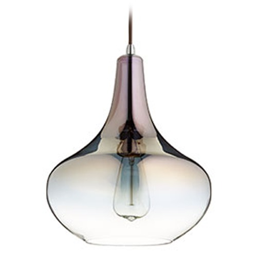 Quorum Lighting Quorum Lighting Gunmetal Pendant Light 8004-1311