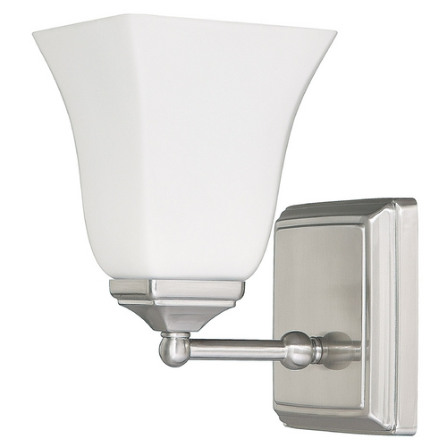 Capital Lighting Capital Lighting Brushed Nickel Sconce 8451BN-119