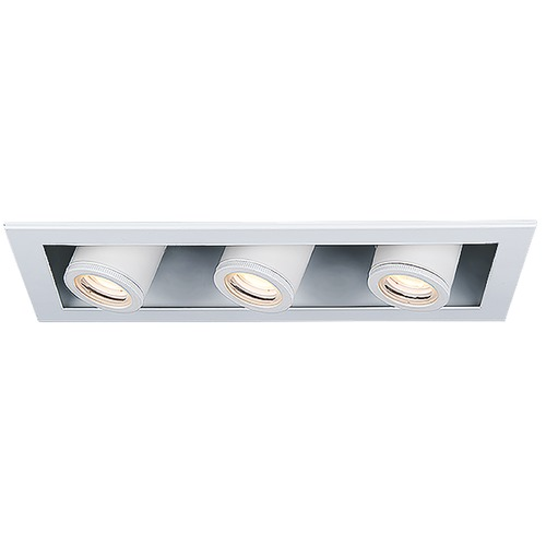 WAC Lighting Wac Lighting Silo Multiples White / White LED Recessed Kit MT-4310T-940-WTWT