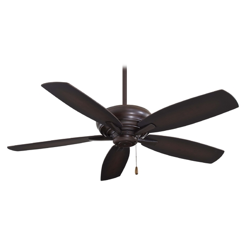 Minka Aire Fans Ceiling Fan Without Light in Kocoa Finish F688-KA