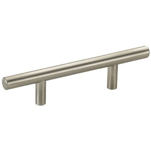 Seattle Hardware Co Satin Nickel Cabinet Pull - Case Pack of 10 - 3-inch Center to Center HW3-6-09 *10 PACK* KIT