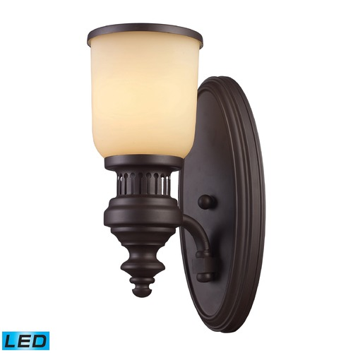 Elk Lighting Elk Lighting Chadwick Oiled Bronze LED Sconce 66130-1-LED