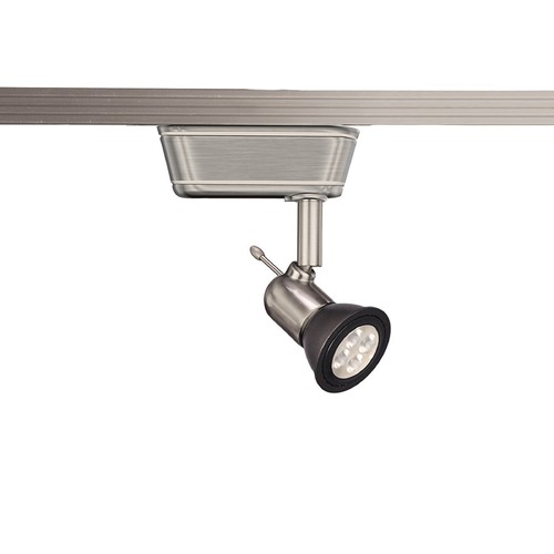 WAC Lighting Wac Lighting Brushed Nickel LED Track Light Head JHT-816LED-BN