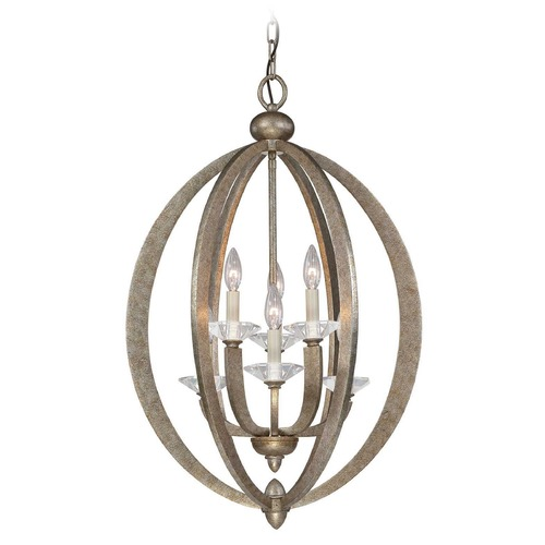 Savoy House Savoy House Gold Dust Pendant Light 3-1553-6-122