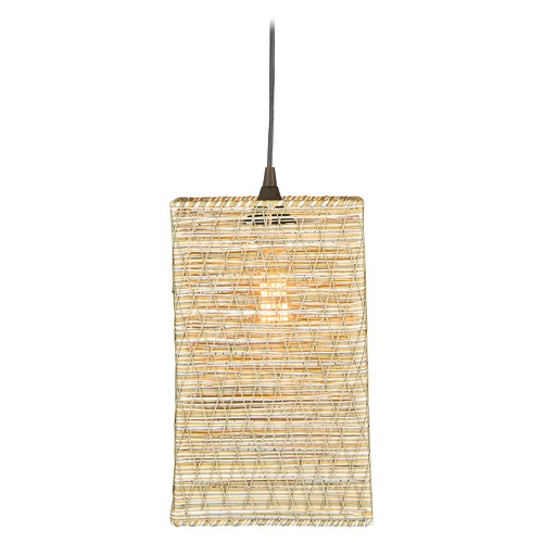 Jeremiah Lighting Jeremiah Lighting Aged Bronze Mini-Pendant Light KPM702-JBZ
