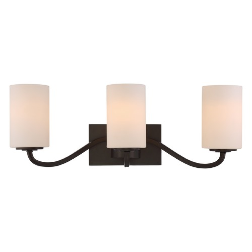 Nuvo Lighting Nuvo Lighting Willow Aged Bronze Bathroom Light 60/5903