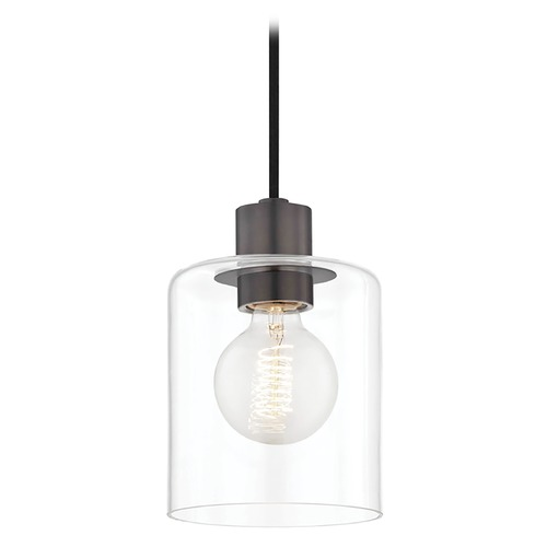Mitzi by Hudson Valley Neko Old Bronze Mini-Pendant Light Mitzi by Hudson Valley H108701-OB