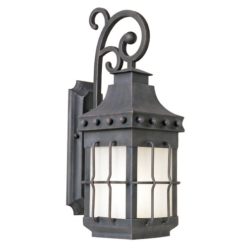 Maxim Lighting Maxim Lighting Nantucket Country Forge LED Outdoor Wall Light 56084FSCF