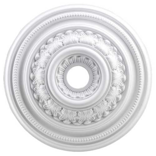 Elk Lighting Medallion in White Finish M1012WH
