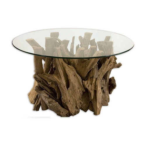 Uttermost Lighting Table in Natural Finish 25519