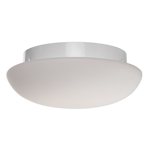 Modern Forms by WAC Lighting Modern Forms Loft White LED Flushmount Light FM-3610-WT