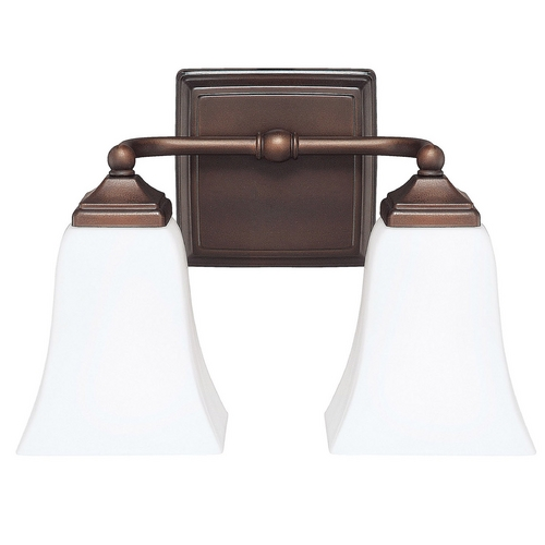 Capital Lighting Capital Lighting Burnished Bronze Bathroom Light 8452BB-119