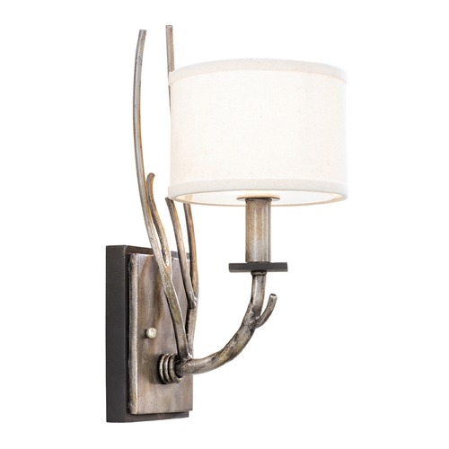 Kalco Lighting Kalco Denali Bronze Jewel Tone Sconce 501020BJT