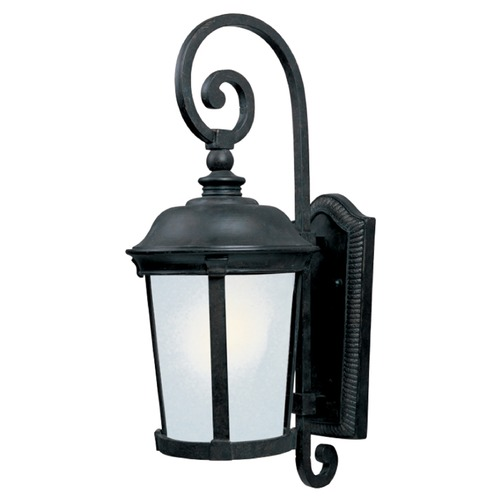Maxim Lighting Maxim Lighting Dover Bronze LED Outdoor Wall Light 56094FSBZ