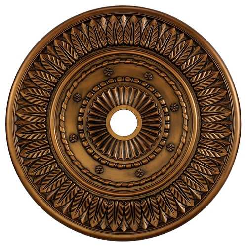 Elk Lighting Medallion in Antique Bronze Finish M1013AB